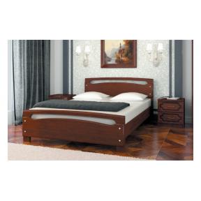 """Кровать """"Камелия-2""""  орех 140*200см"""