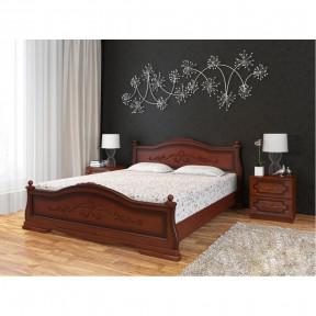 """Кровать """"Карина-1"""" орех 120*200см"""