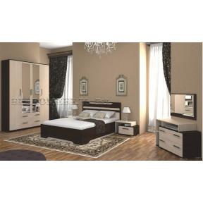 Модульная спальня Прага Браво