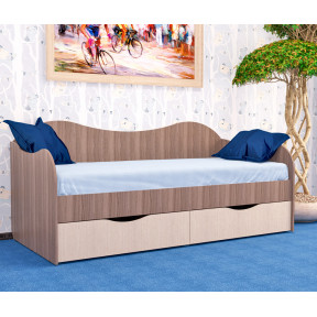 Кровать с ящиками БОКС