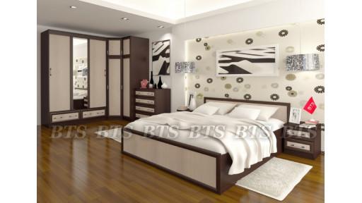 Модульная Спальня Модерн БТС