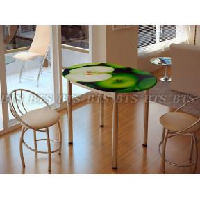 Стол обеденный Зеленое яблоко БТС