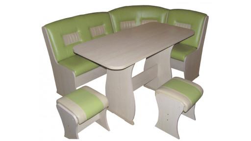 КУХОННЫЙ УГОЛОК КУ-3 ( со столом СО2) КОМФОРТНАЯ МЕБЕЛЬ