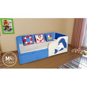 Диван для детской «Дельфин» МСтиль