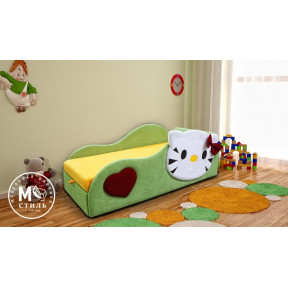 Диван для детской «Котенок» МСтиль