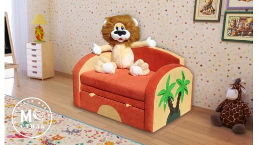 Диван для детской «Львенок» МСтиль