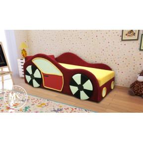 Диван для детской «Машинка» МСтиль