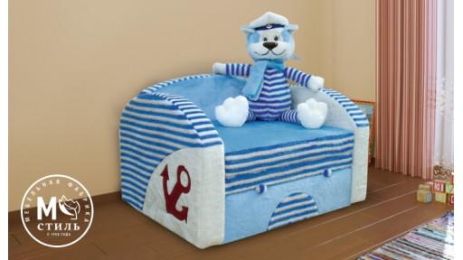 Диван для детской «Морячок» МСтиль