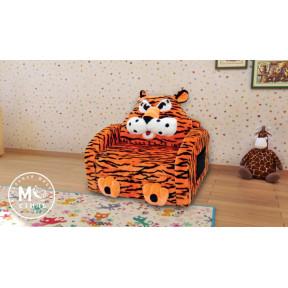 Диван для детской «Тигр» МСтиль