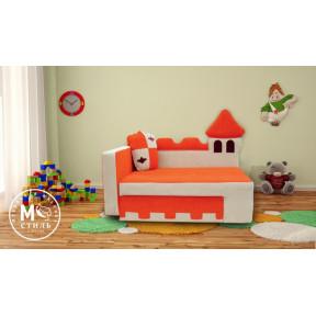 Диван для детской «Замок» МСтиль